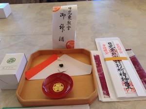 平成25年11月18日FJP日光視察旅行東照宮にて参拝