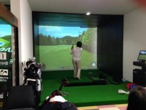 FJP平成26年5月13日 「ゴルフスポットmotto ONE」体験