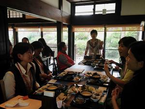 FJP平成26年6月10日 移動例会「会津・喜多方の女性経営者と交流1」