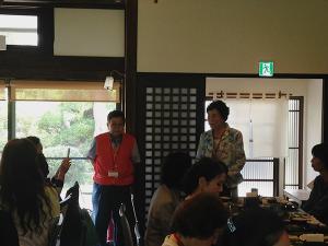 FJP平成26年6月10日 移動例会「会津・喜多方の女性経営者と交流3」