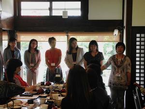 FJP平成26年6月10日 移動例会「会津・喜多方の女性経営者と交流4」