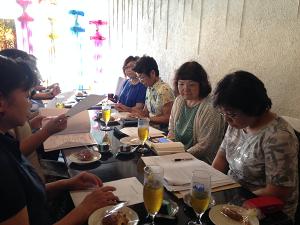FJP平成26年8月5日 各委員会活動